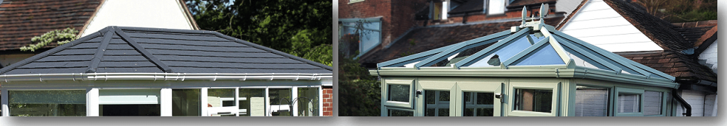 conservatory roof ideas